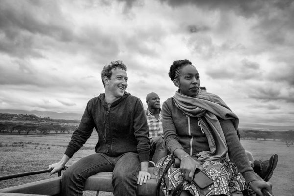 mark Zuckerberg Lake Naivasha Riparian Association